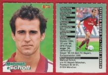 Bayern Munich Mehmet Scholl Germany 3